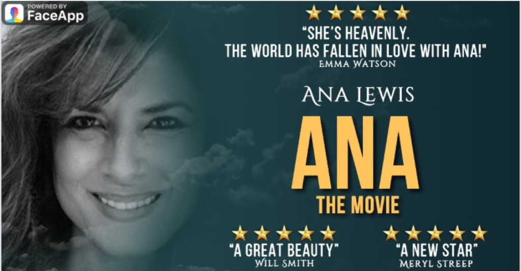Ana Lewis Movie Poster