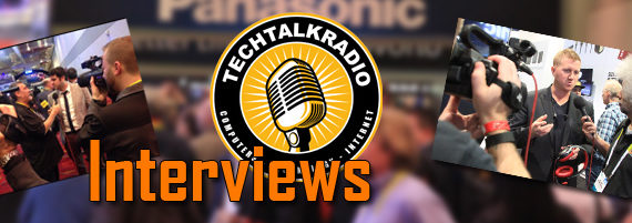 tech talk radio interview with co-op web